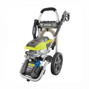 RYOBI RY142300 2,300 PSI 1.2 GPM High Performance Electric Pressure Washer