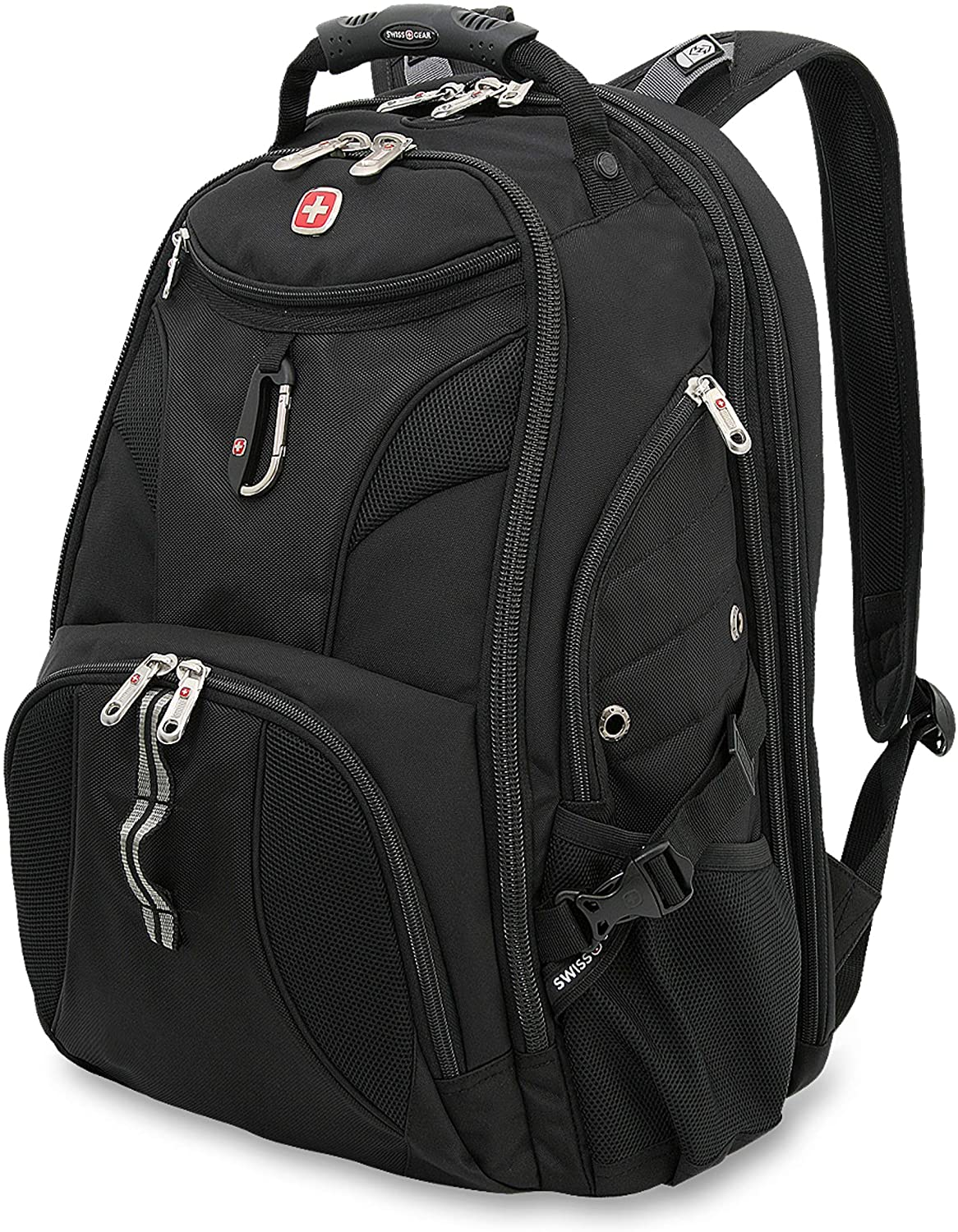 SWISSGEAR 1900 ScanSmart TSA-Friendly College Laptop Backpack