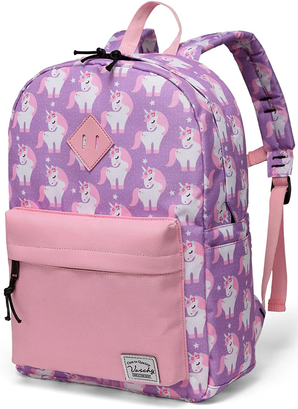 VASCHY Preschool Unicorn Backpack For Girls