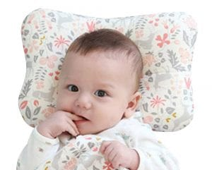 W WelLifes 3D Air Mesh Infant & Baby Pillow
