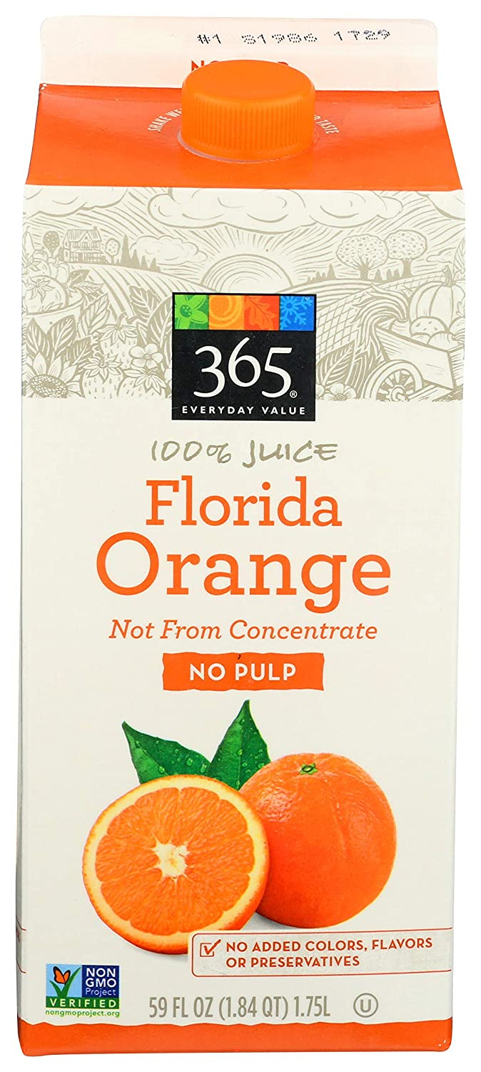 365 Everyday Value Florida Orange Juice