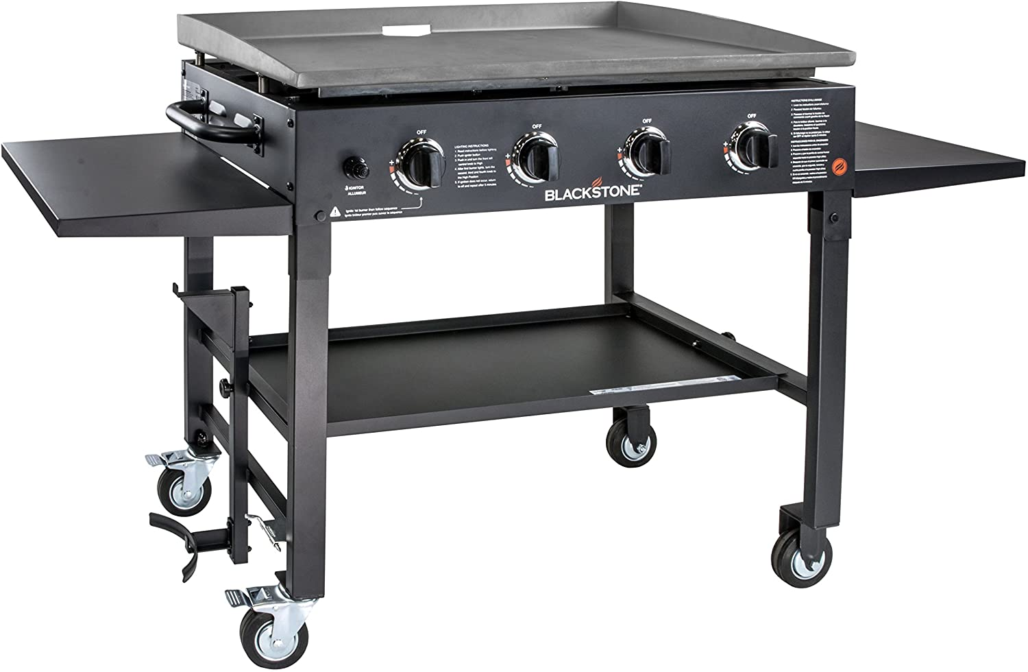 Blackstone 1554 Station Propane Professional 36-Inch Outdoor Flat Top Griddle