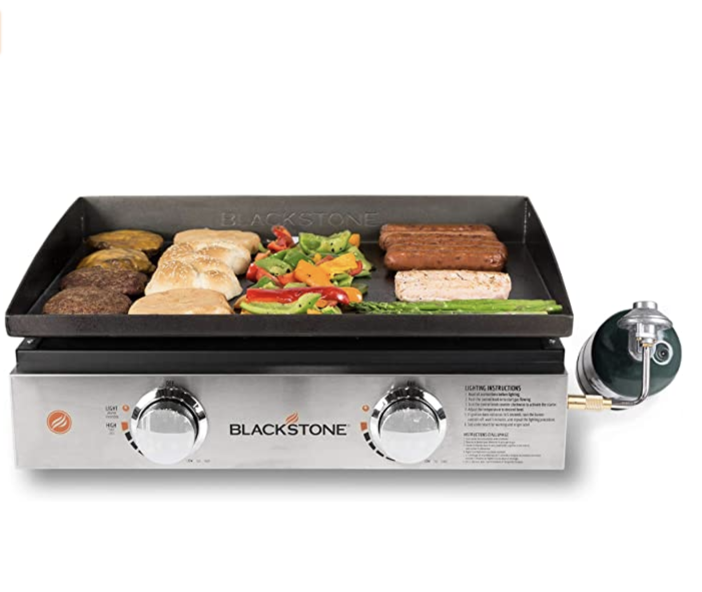 Blackstone 1666 22-Inch Tabletop Griddle