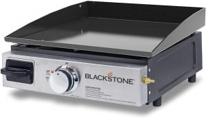 Blackstone 17-Inch Portable Table Top Gas Griddle