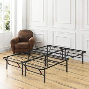 Classic Brands Platform Metal Bed Frame