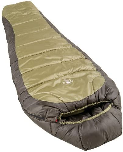 Coleman North Rim Big & Tall Mummy Sleeping Bag For Adults