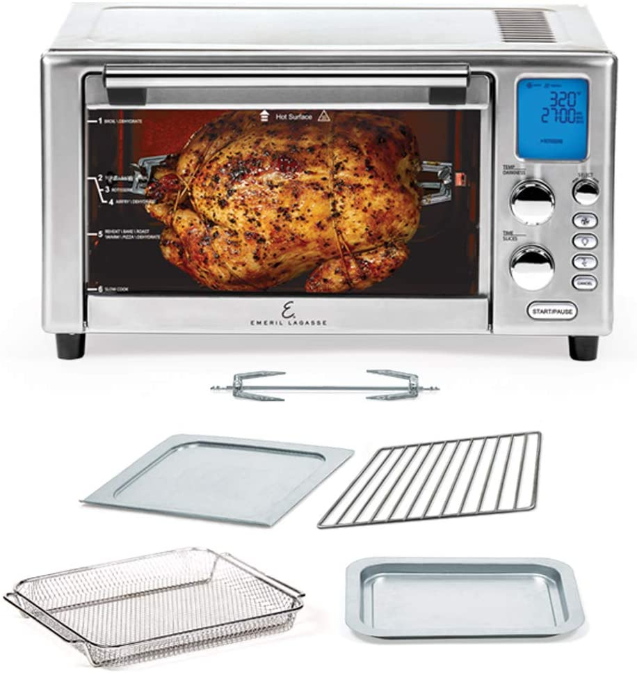 Emeril Lagasse Power Air Fryer Oven