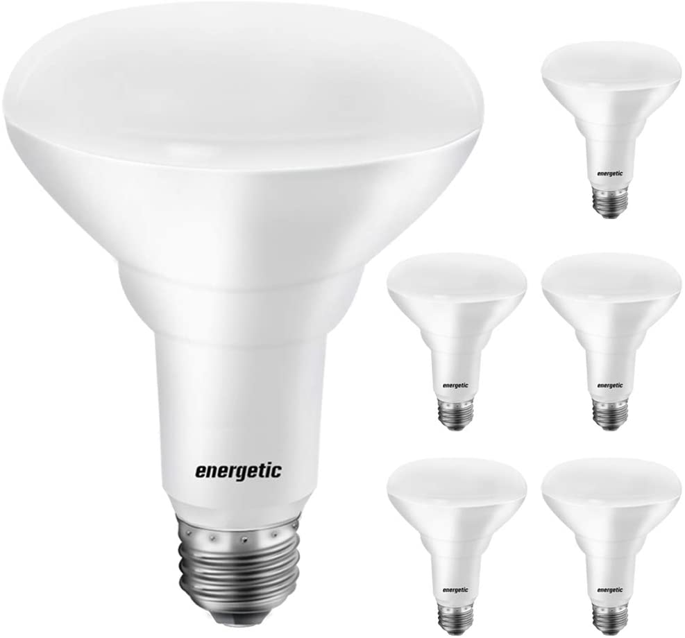 Energetic BR30 LED Recessed Dimmable Light Bulbs
