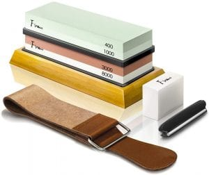 Finew Knife Sharpening WhetStone Kit