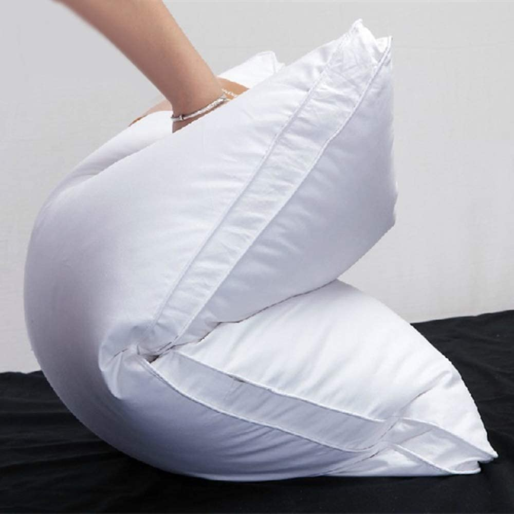 Hometyler Gusseted Goose Down Pillows