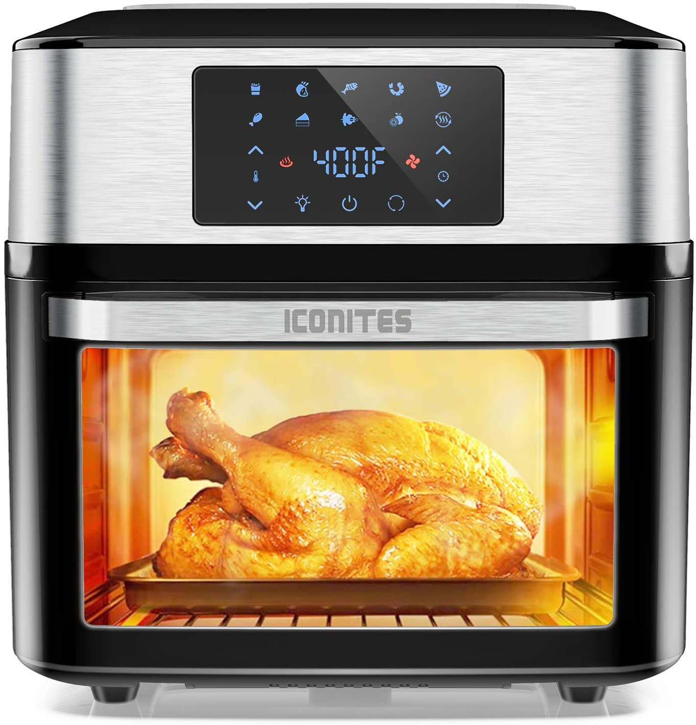 Iconites 10-In-1 Air Fryer Oven