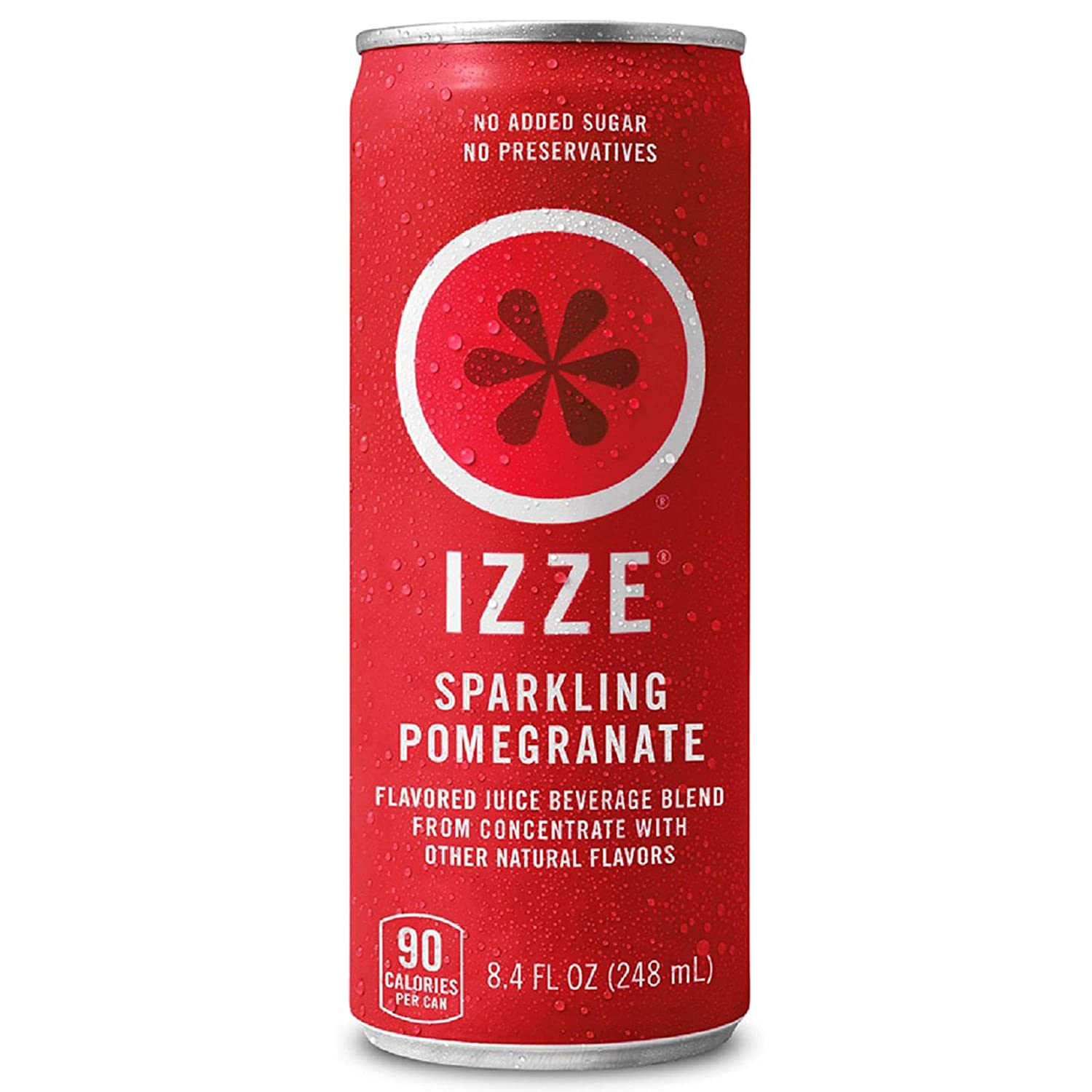 IZZE Fortified Sparkling Pomegranate Juice
