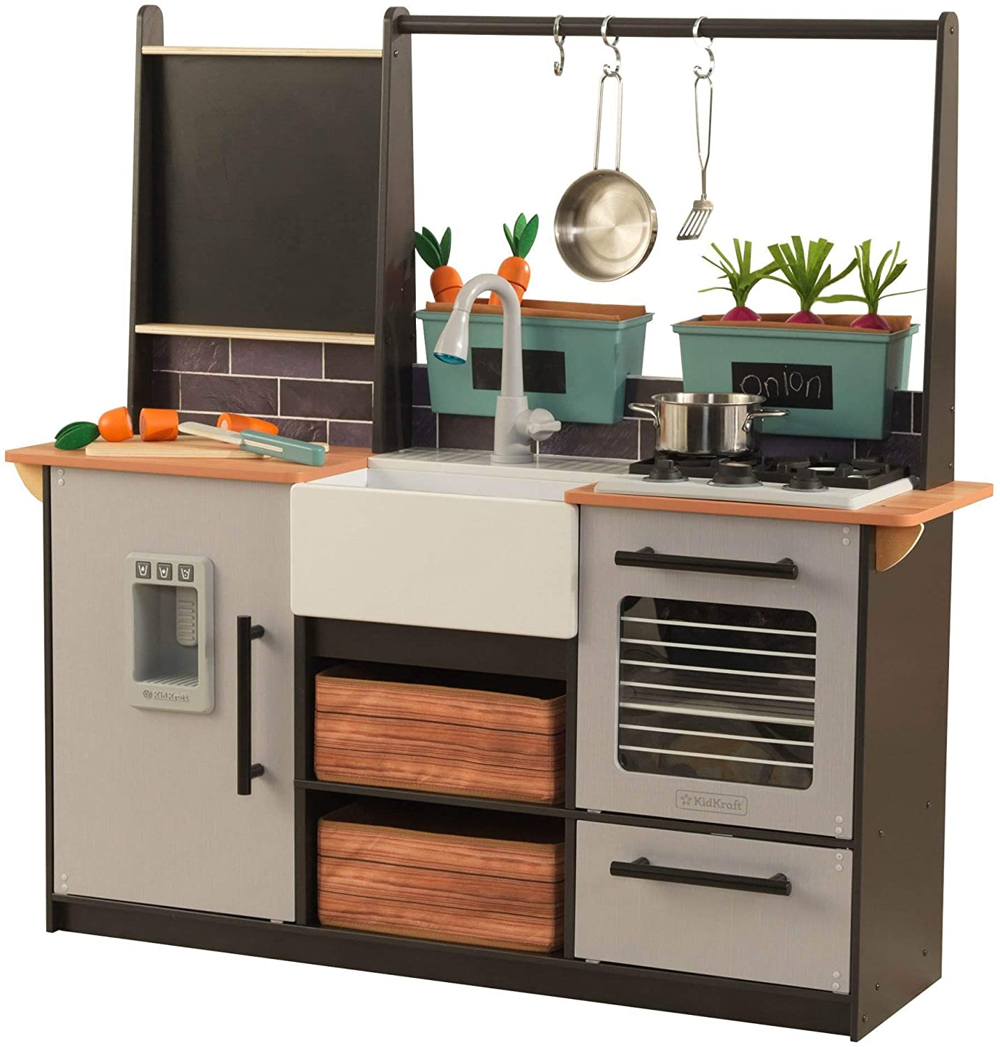 KidKraft Farm To Table Kid's Play Kitchen Set