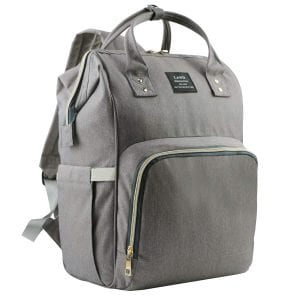 Land Baby Large Capacity Diaper Backpack