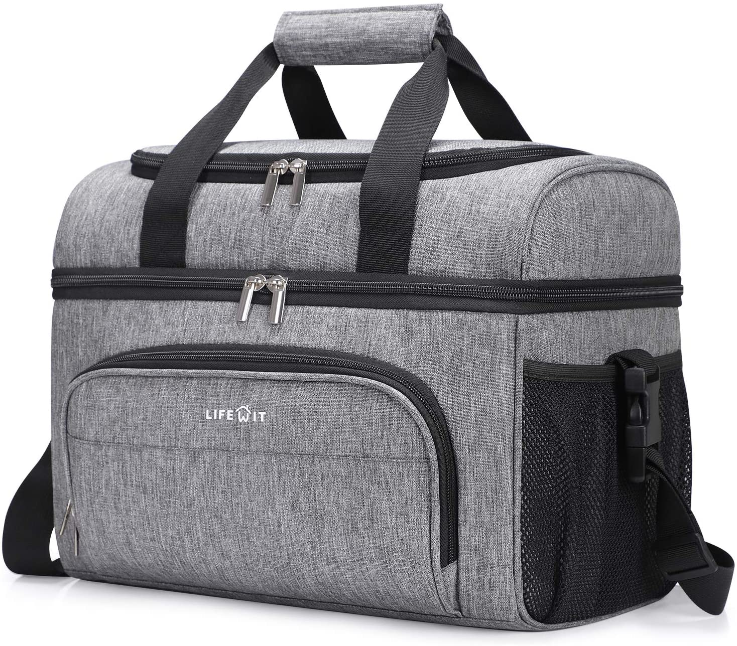 Lifewit Insulated & Leakproof Collapsible Cooler Bag