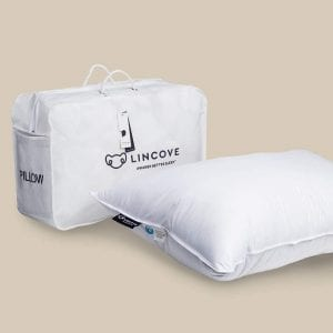 Lincove 800 Fill Power Down Pillows