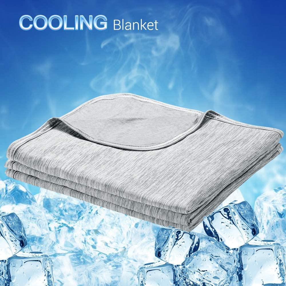 LUXEAR Q-MAX Double Sided Cooling Blanket