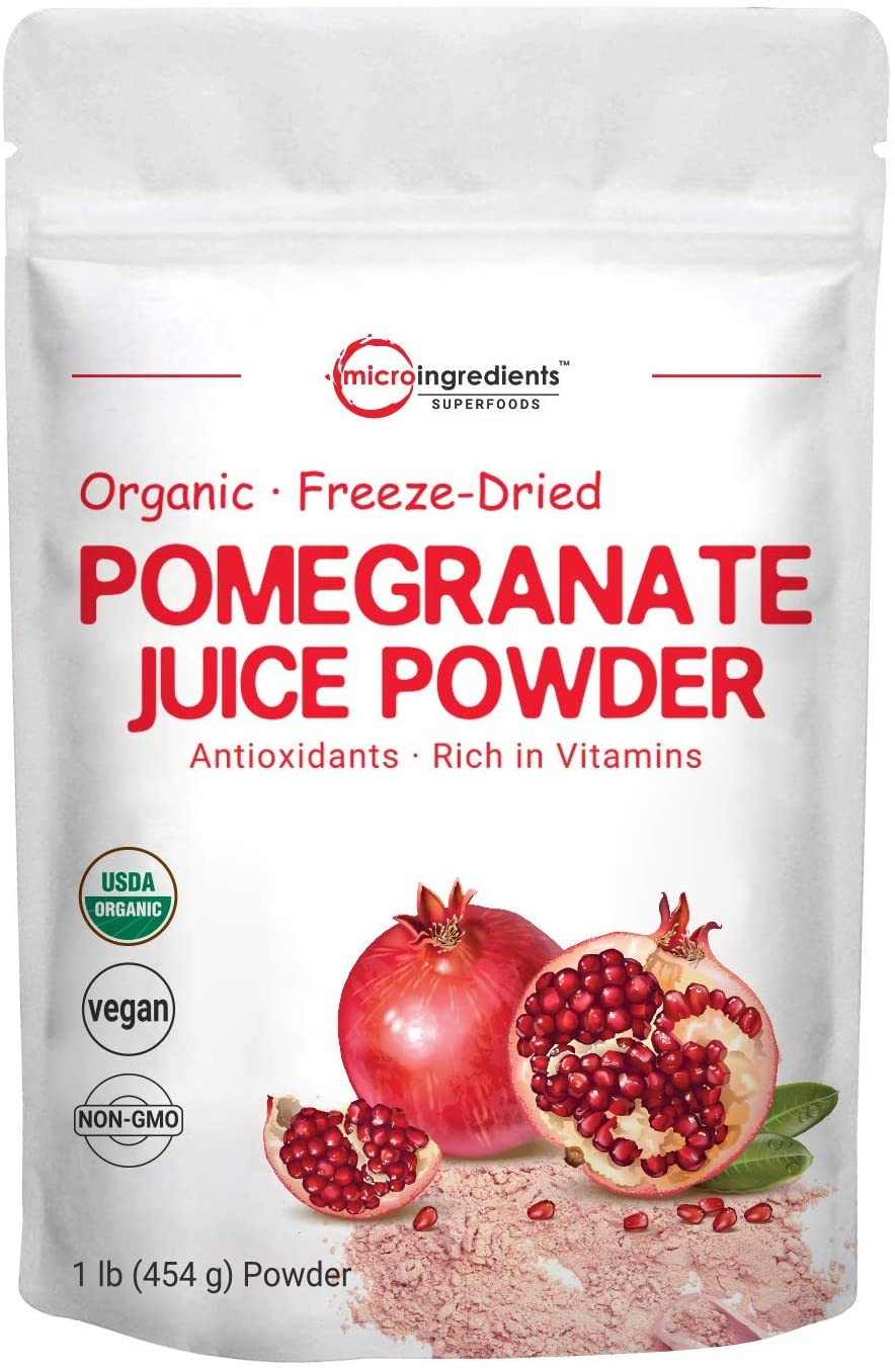 Micro Ingredients Organic Pomegranate Juice Powder