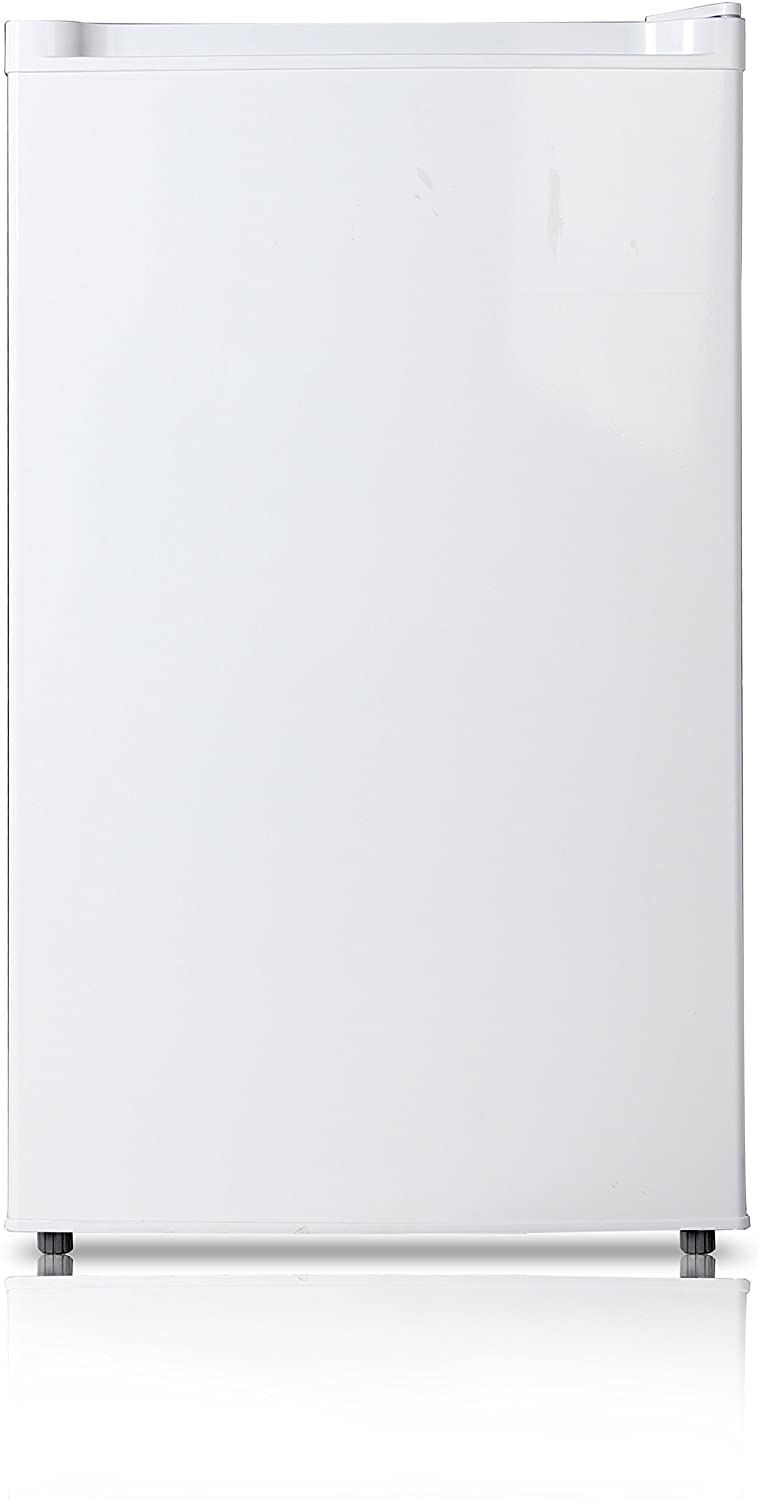 Midea WHS-109FW1 Small Upright Freezer, 3.0 Cubic Feet