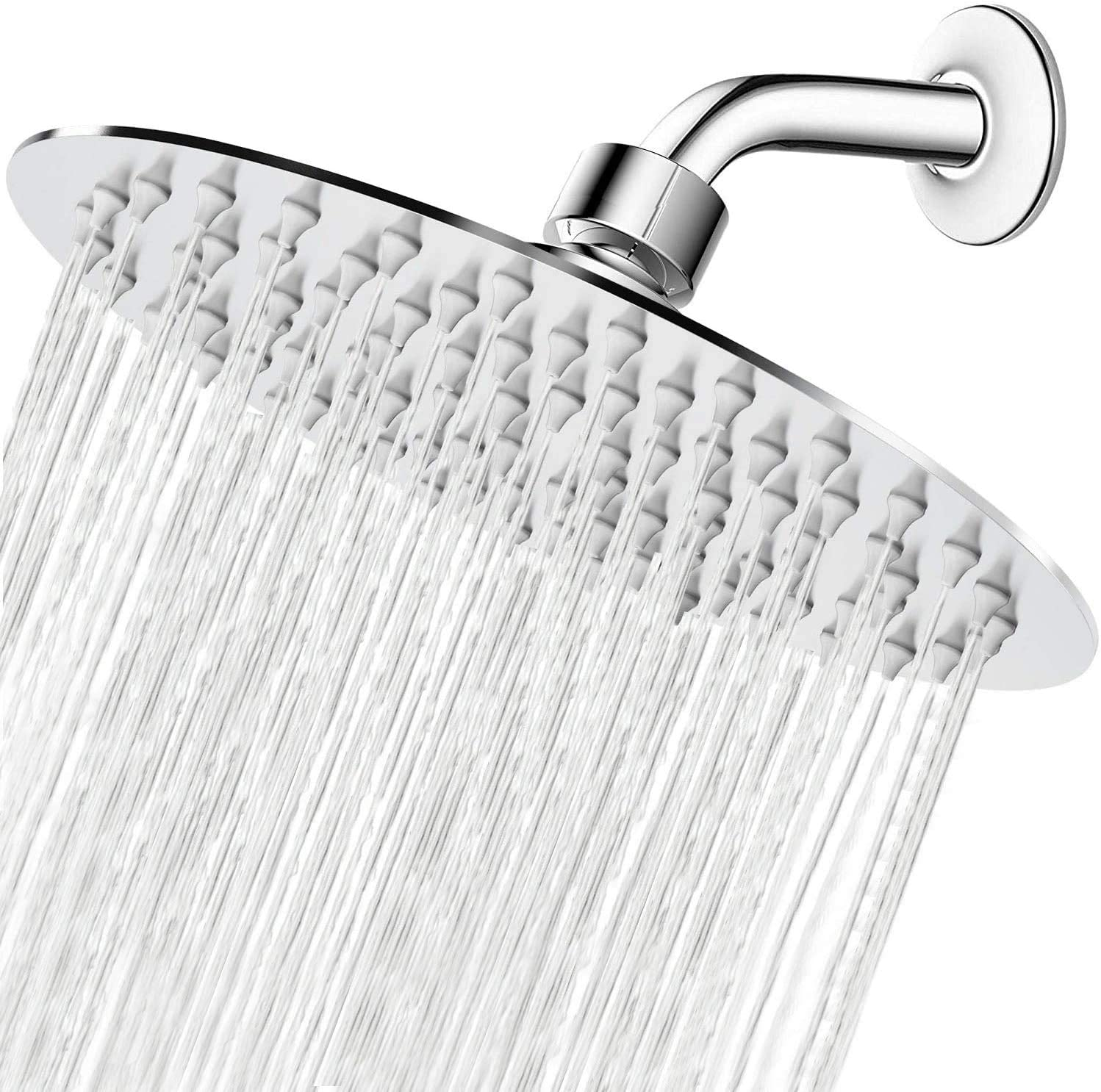 NearMoon High Pressure Rain Showerhead