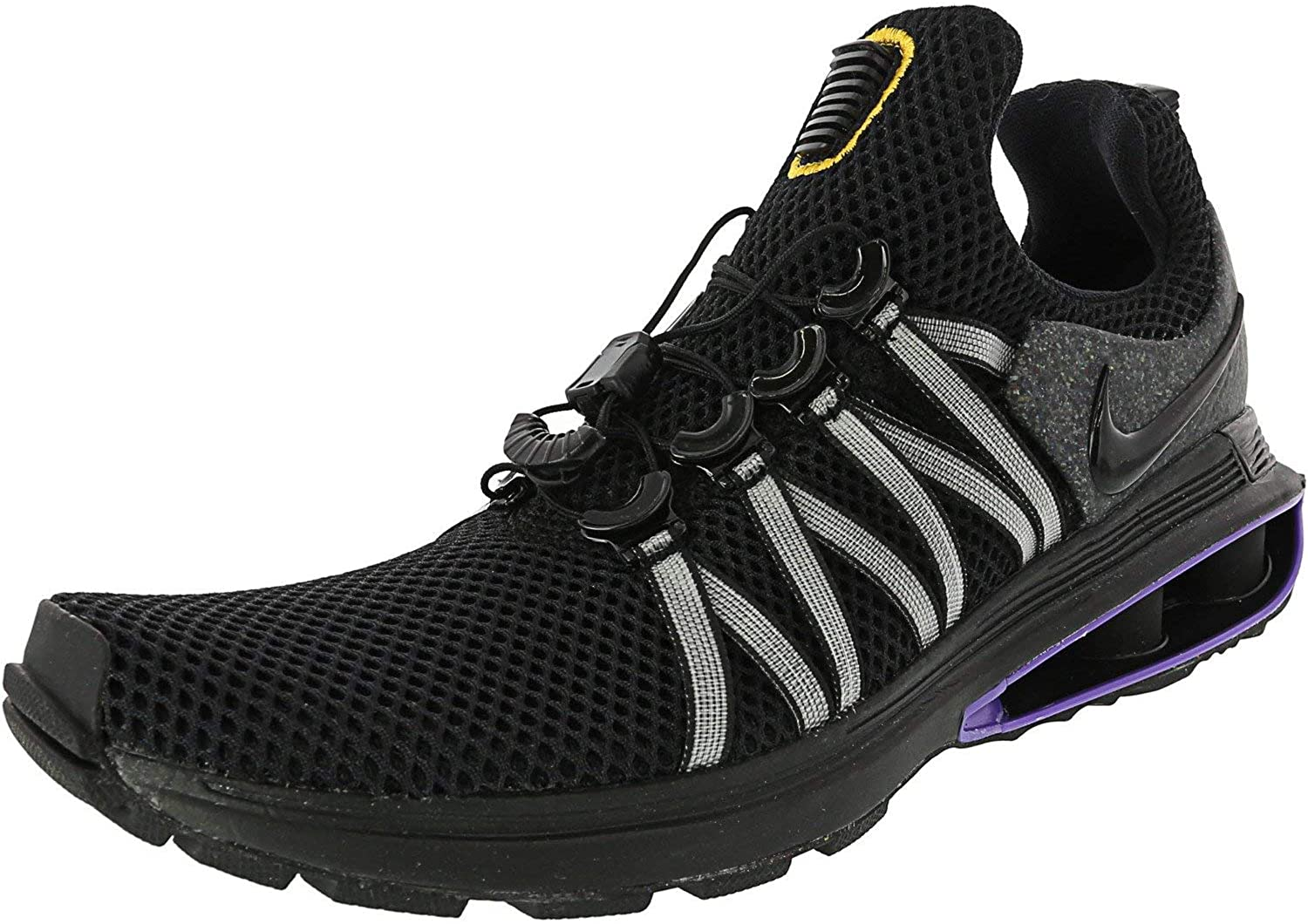Nike Men's Shox Gravity Ankle-High Running Shoe