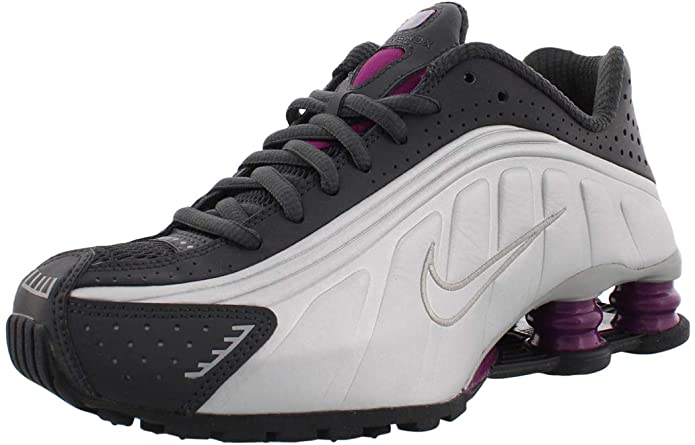 Nike Women's Shox R4 Leather Trainers