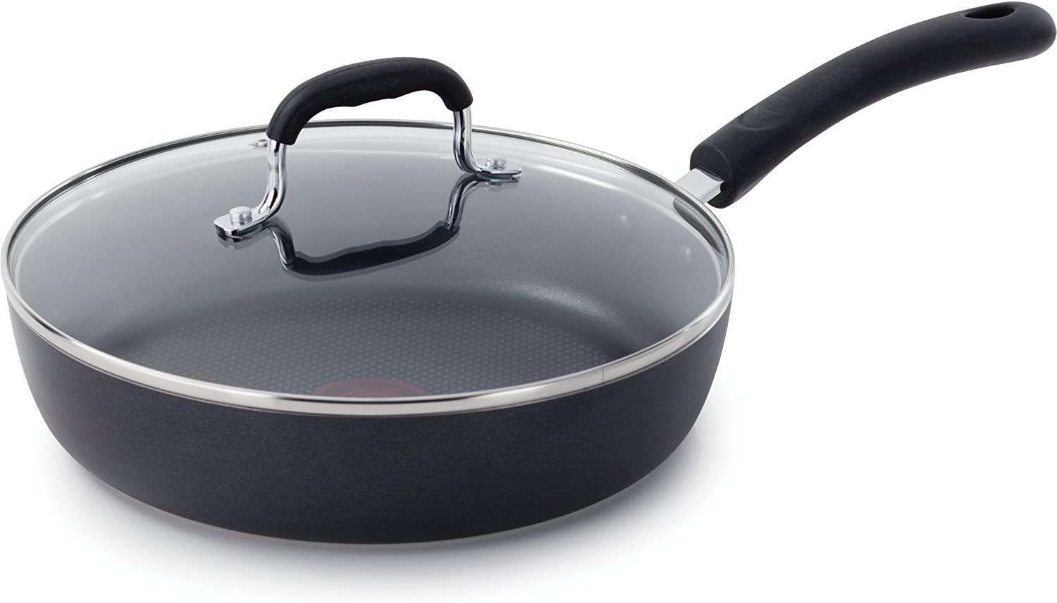 T-fal E93897 10-Inch Dishwasher Safe Frying Pan & Lid