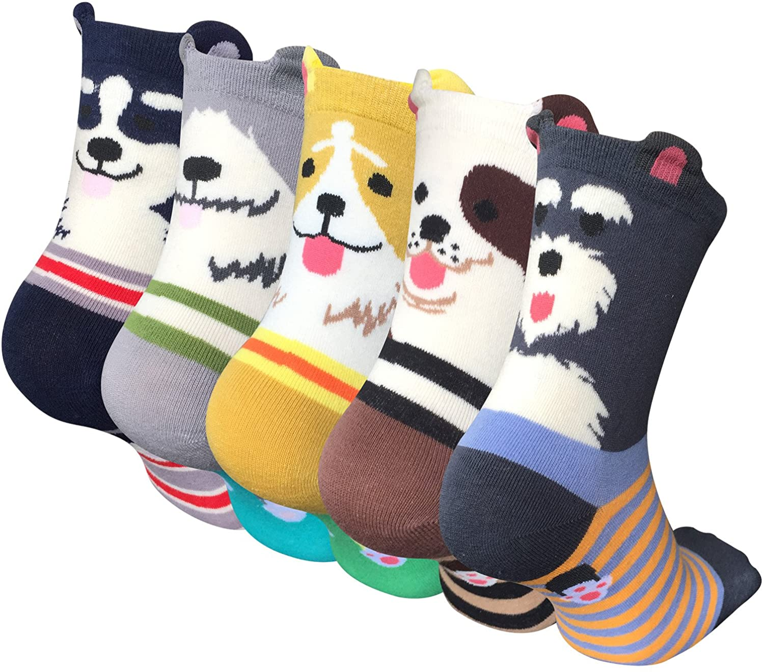 YSense Women's Cute Animal Socks