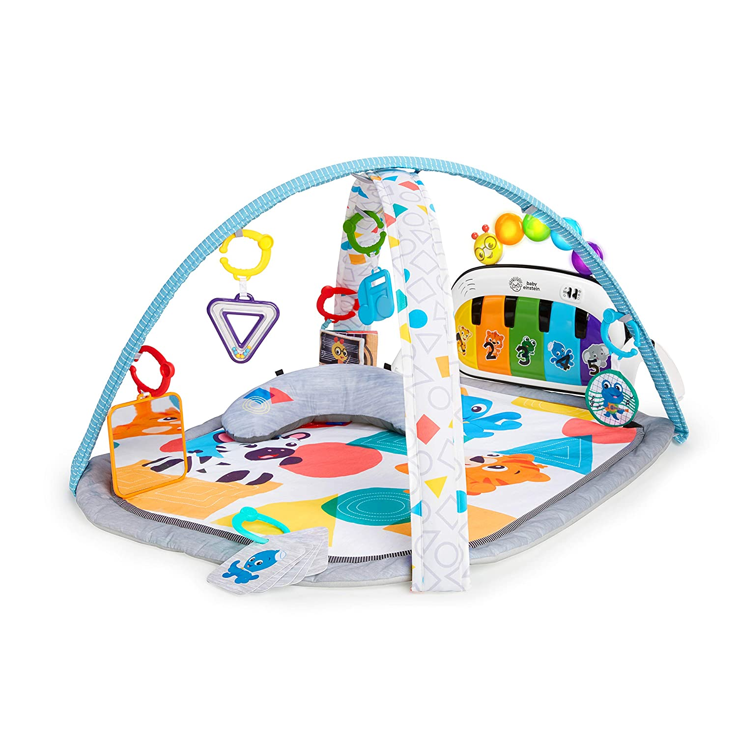 Baby Einstein 4-in-1 Kickin' Tunes Play Gym