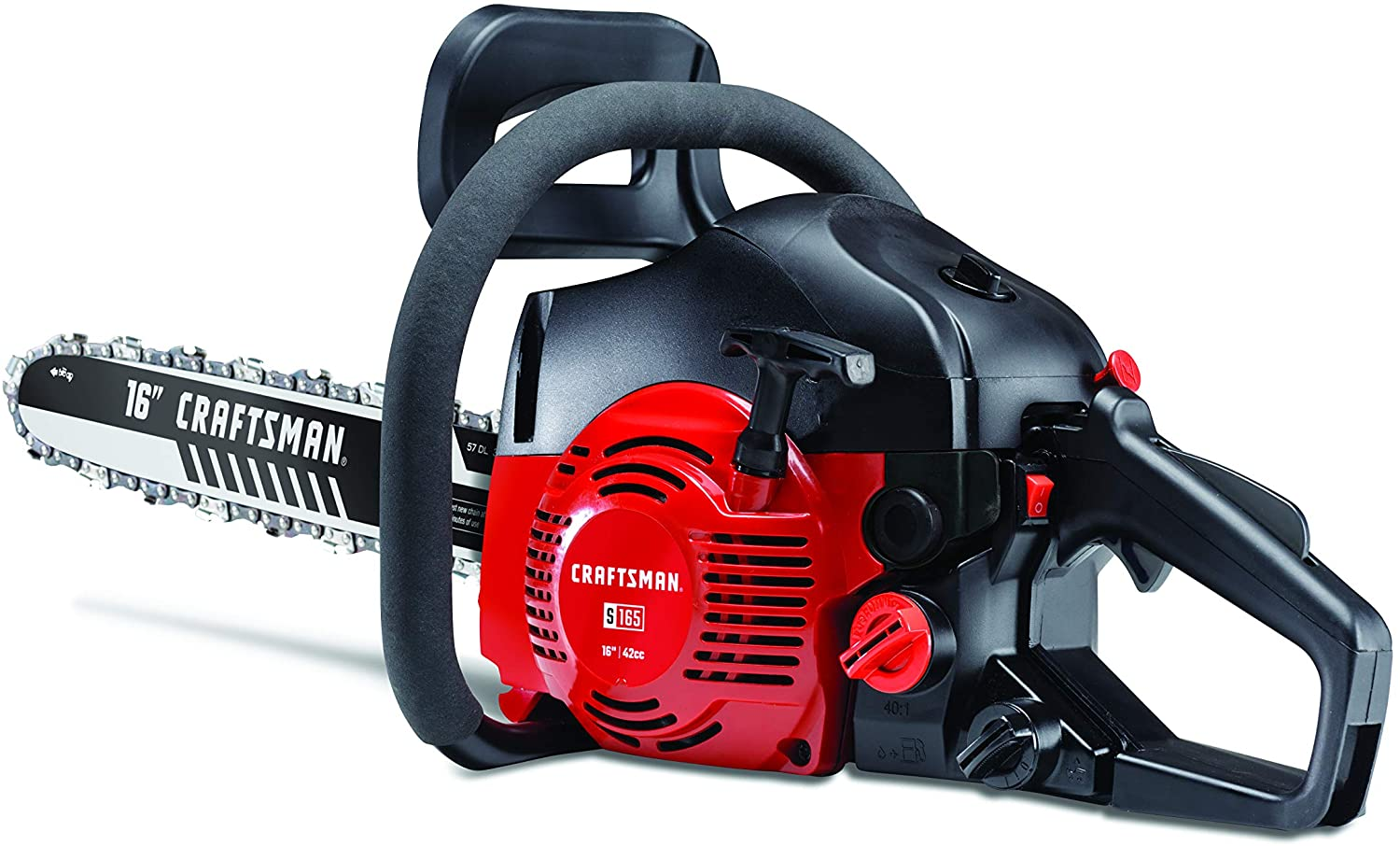 Craftsman Full Crank 2-Cycle Gas Chainsaw