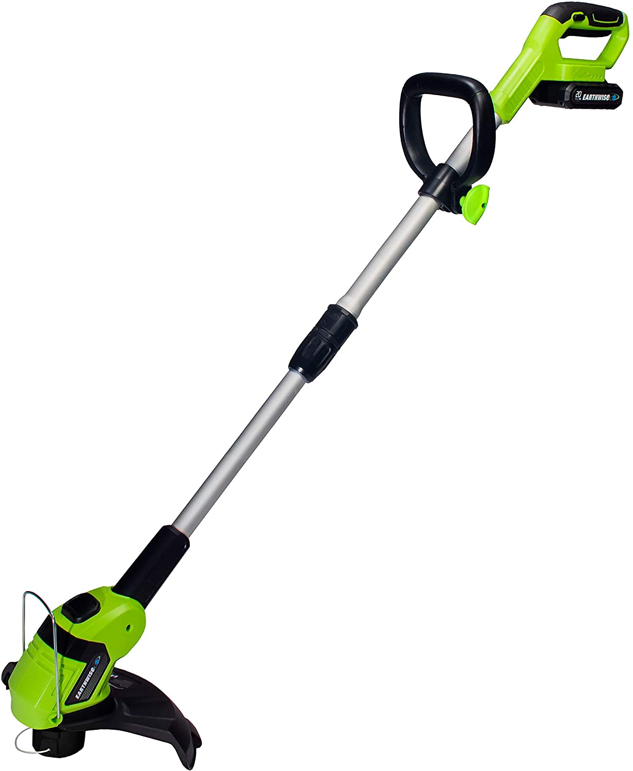 Earthwise LST02010 20V 10-Inch battery Powered Weed Wacker