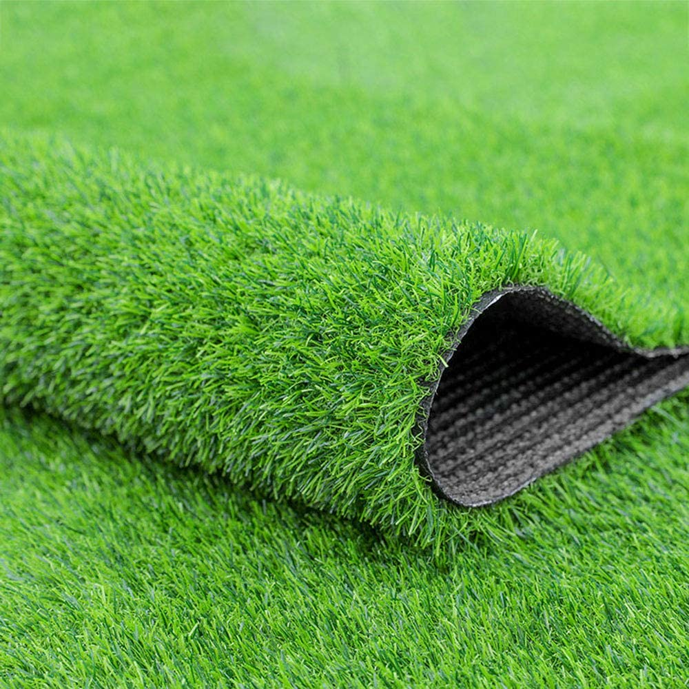 Fasmov Green Artificial Fake Grass Rug