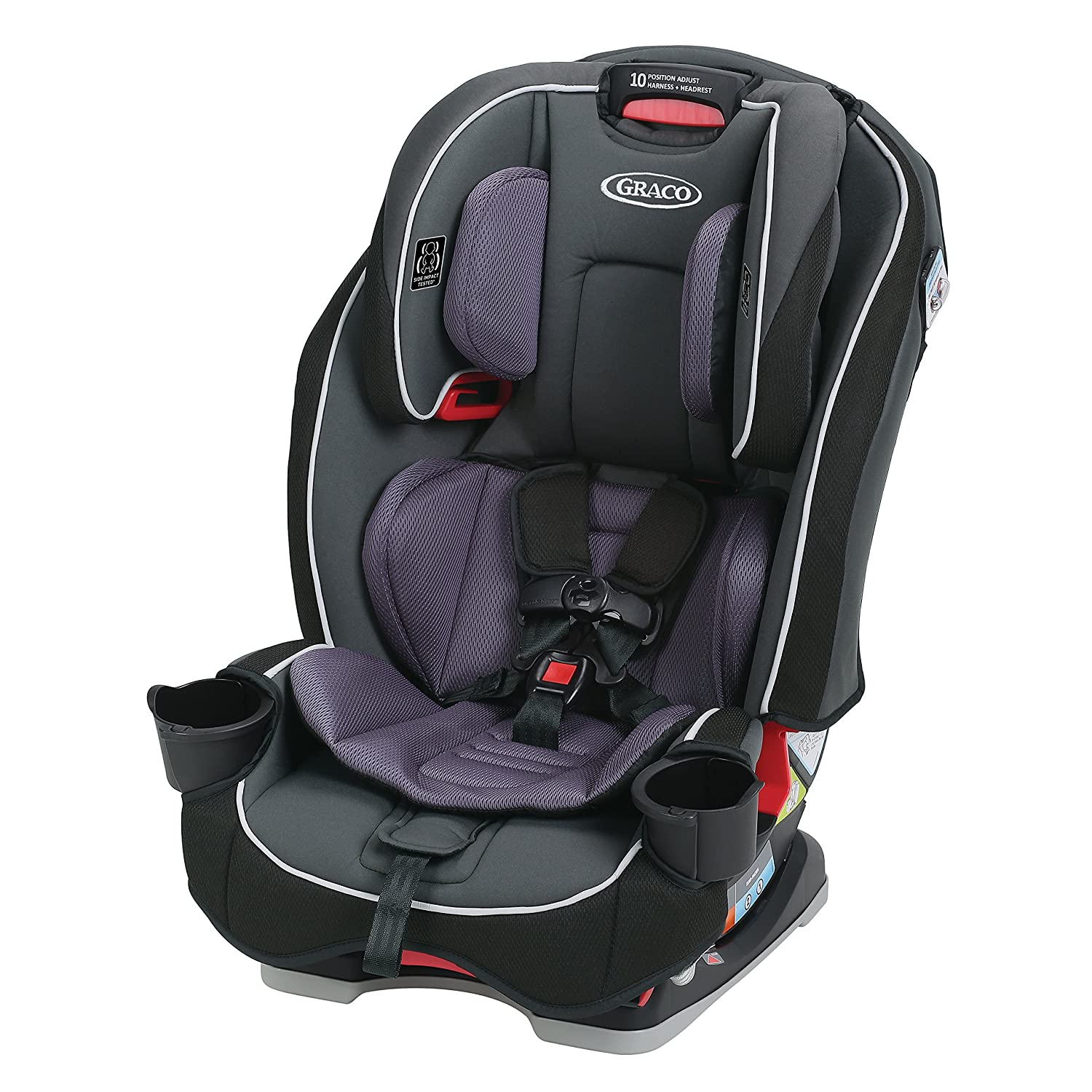 Graco SlimFit 3-In-1 Convertible Car Seat