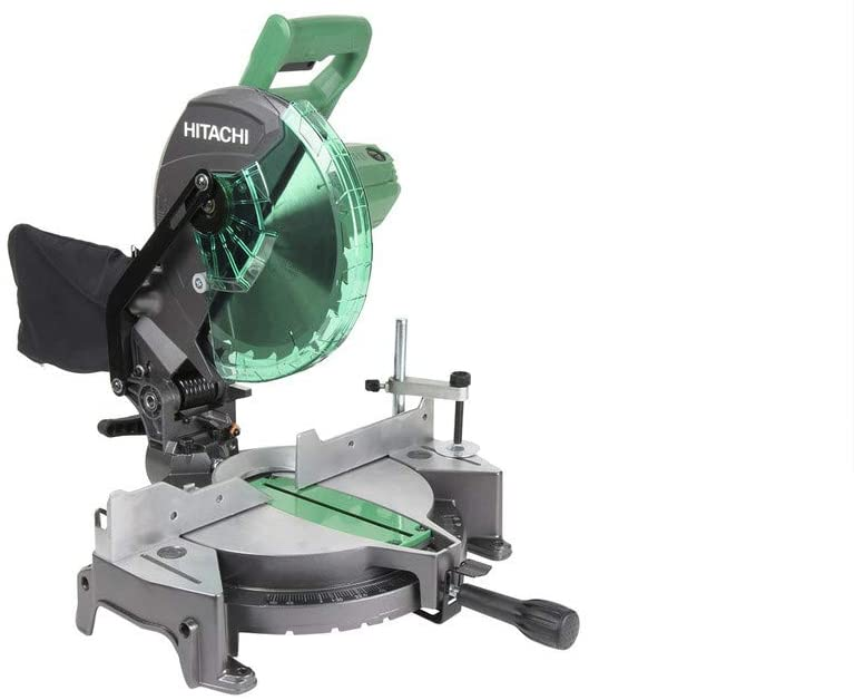 Hitachi C10FCG 10-Inch Single Bevel Compound Miter Saw