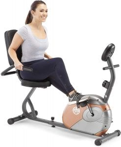 Marcy Recumbent Excercise Bike