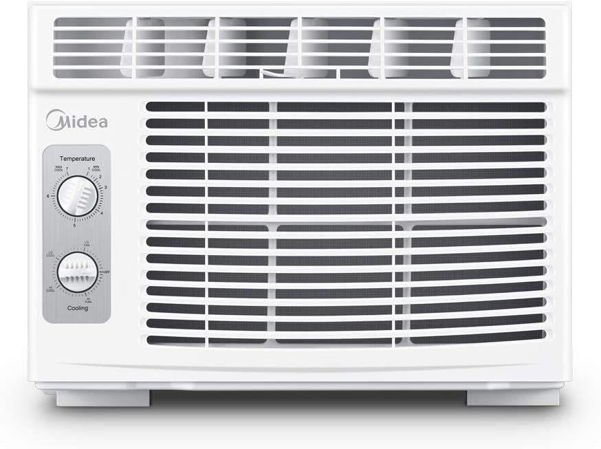 MIDEA MAW05M1BWT 5000 BTU Mechanical Bedroom Air Conditioner
