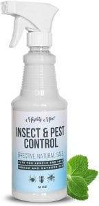 Mighty Mint Peppermint Oil Indoor Ant & Insect Spray