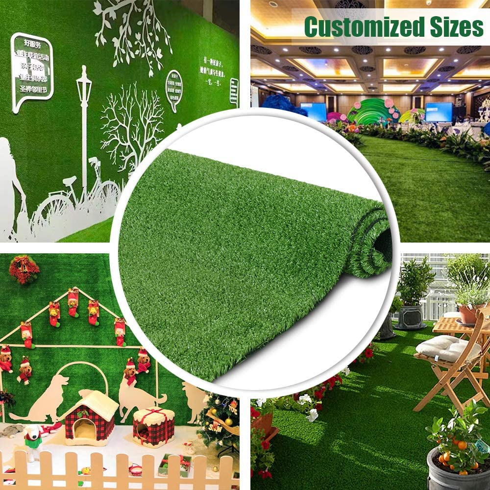 Petgrow Artificial Indoor & Outdoor Fake Grass Rug
