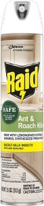 Raid Child & Pet Safe Indoor Ant & Roach Killer Spray