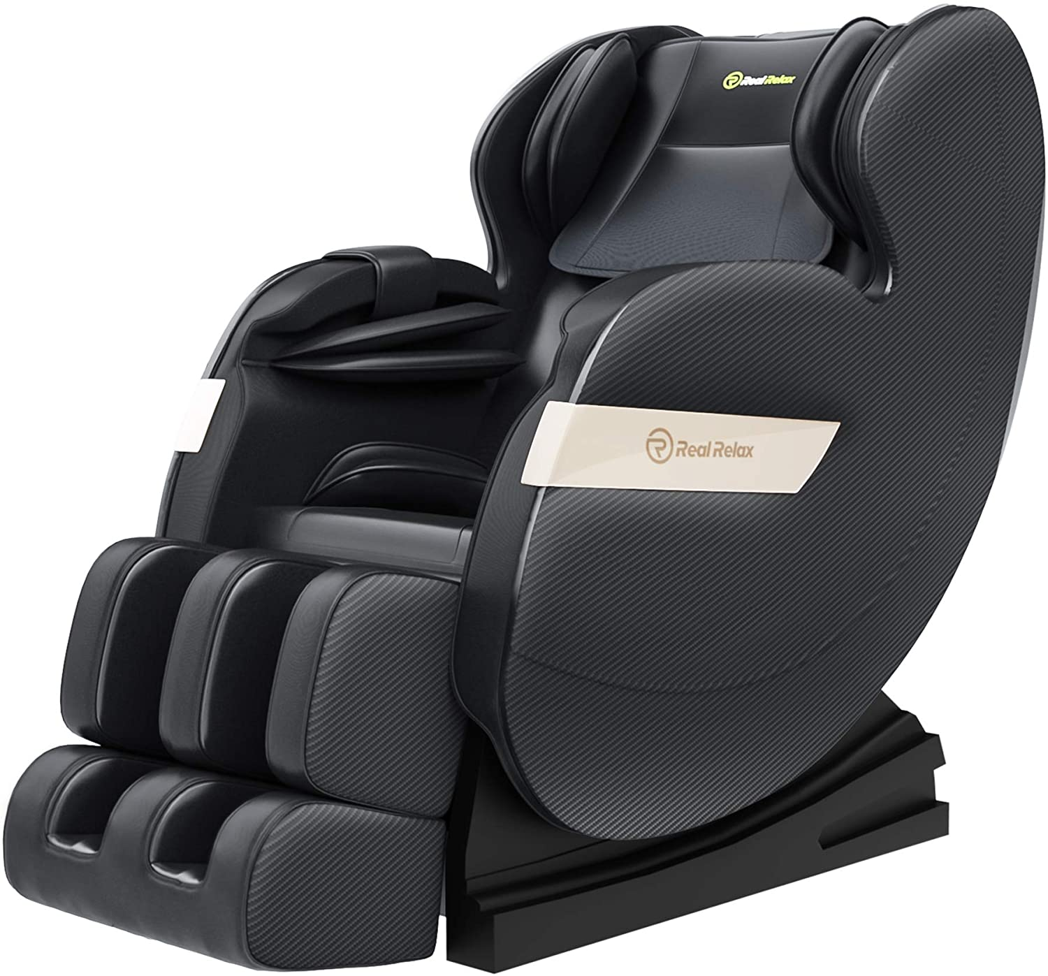 Real Relax Full Body Zero Gravity Shiatsu Massage Chair