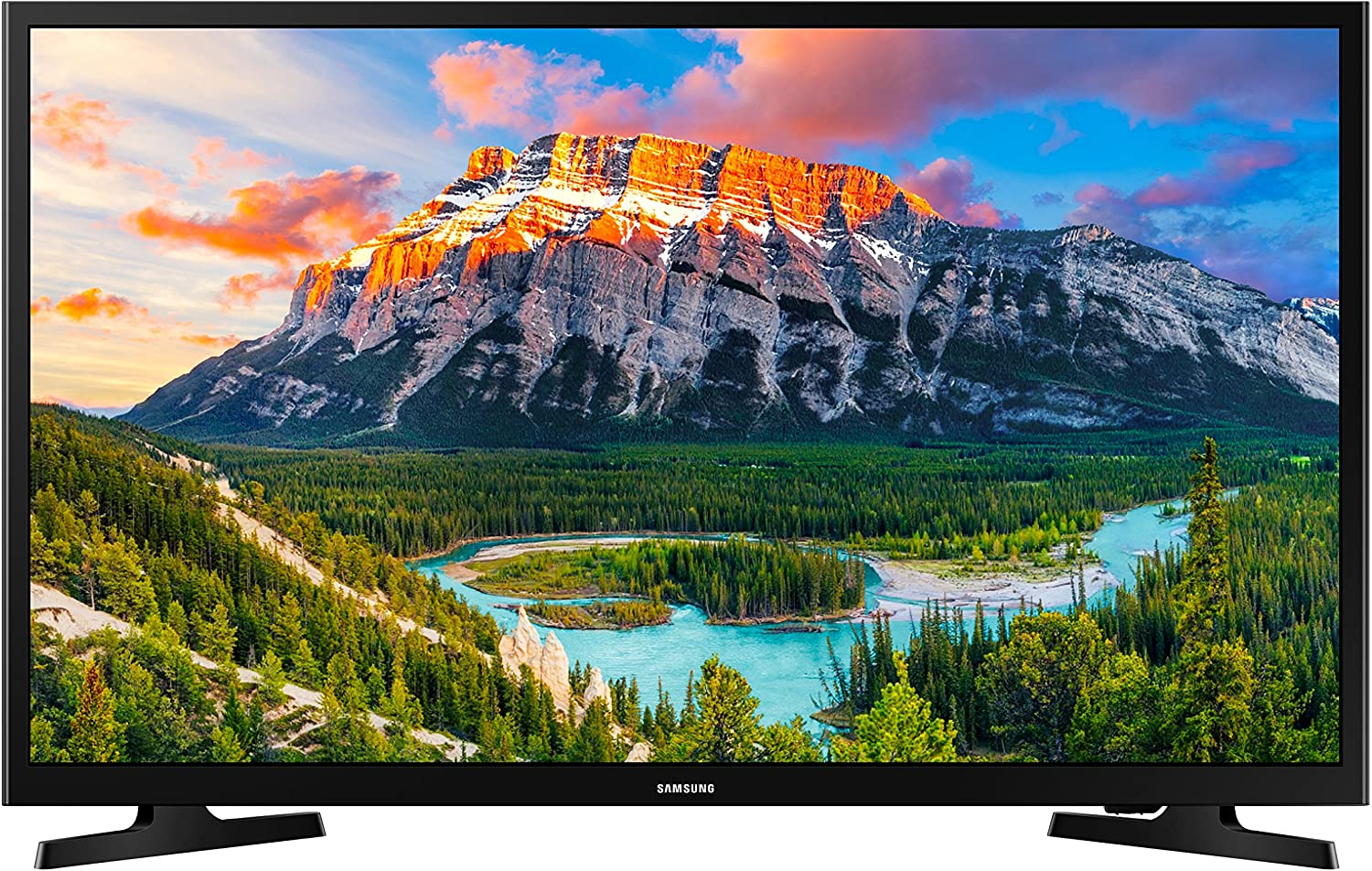 Samsung Electronics UN32N5300AFXZA 32-Inch 1080p Smart LED Television