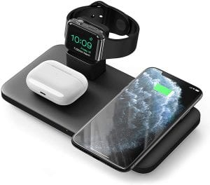 Seneo 3-In-1 Wireless Charging Pad