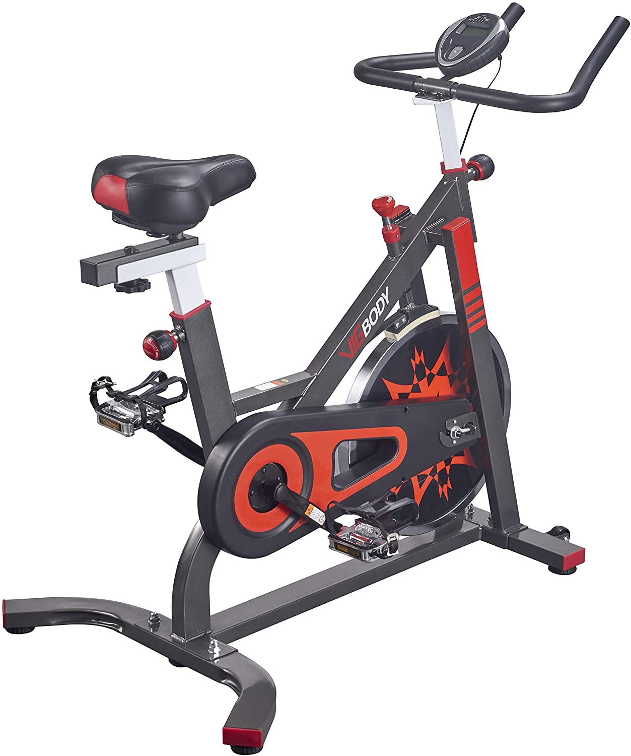 VIGBODY Indoor Cycling Exercise Bike