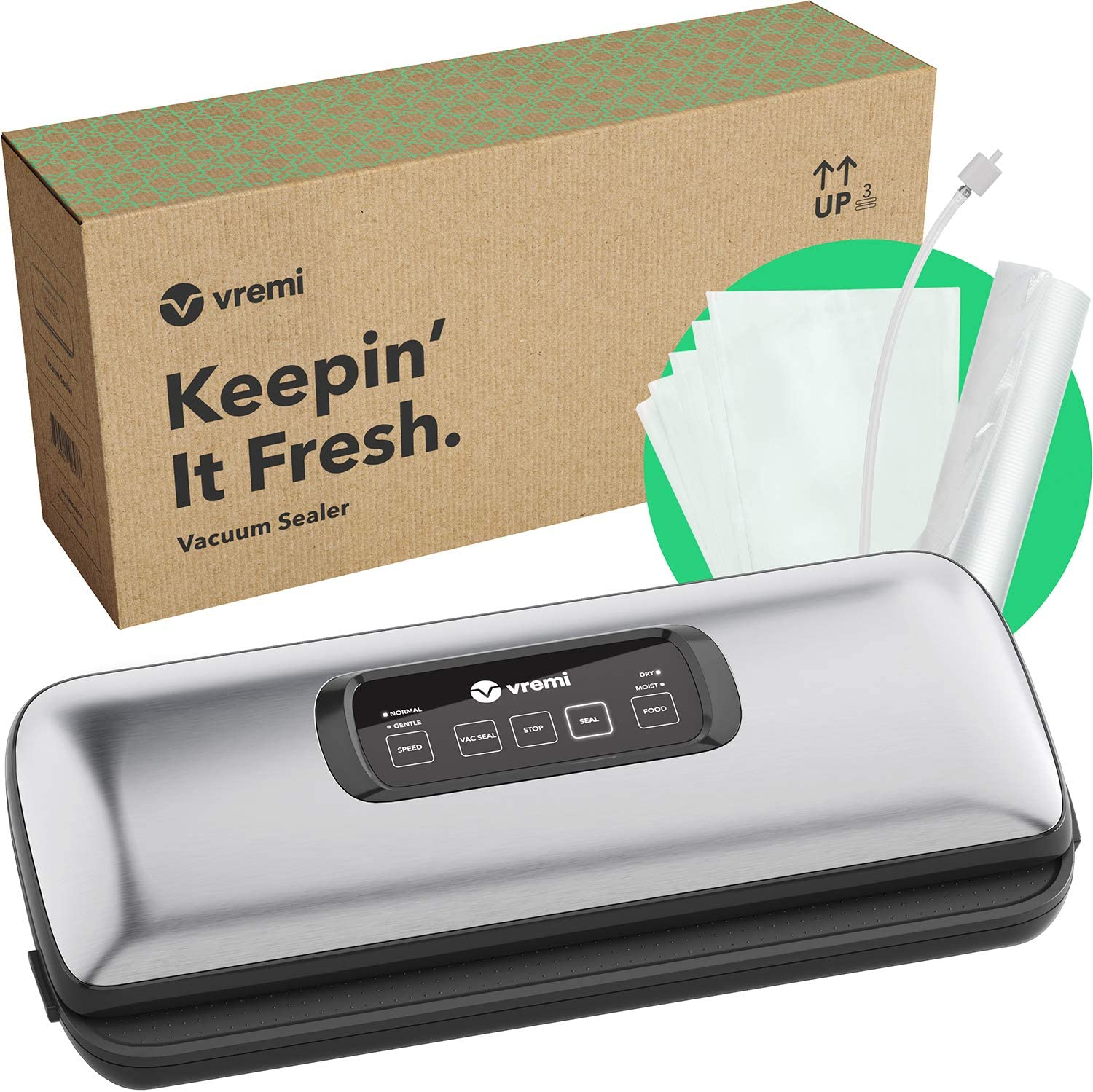 Vremi Food Preservation Vacuum Sealer