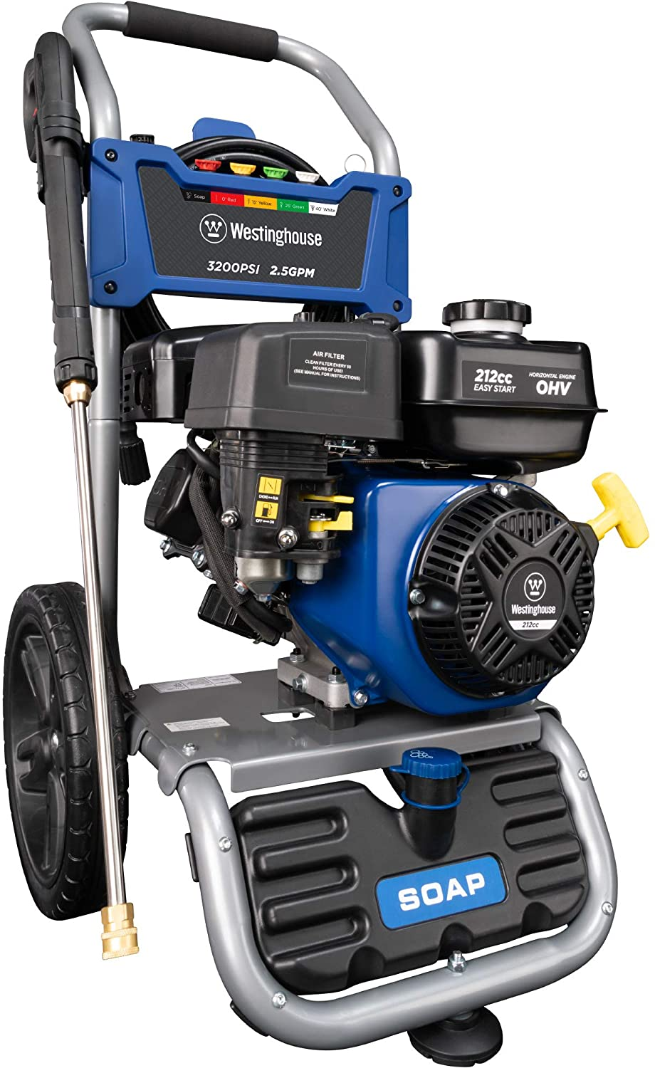 Westinghouse WPX3200 Gas Pressure Washer
