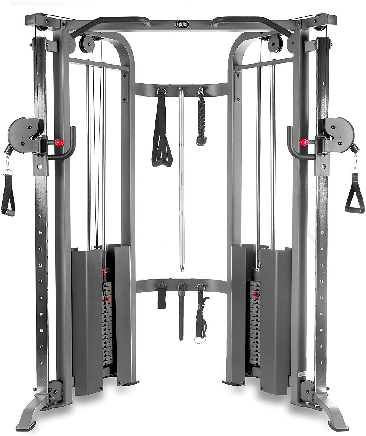XMark Functional Trainer Cable Home Gym