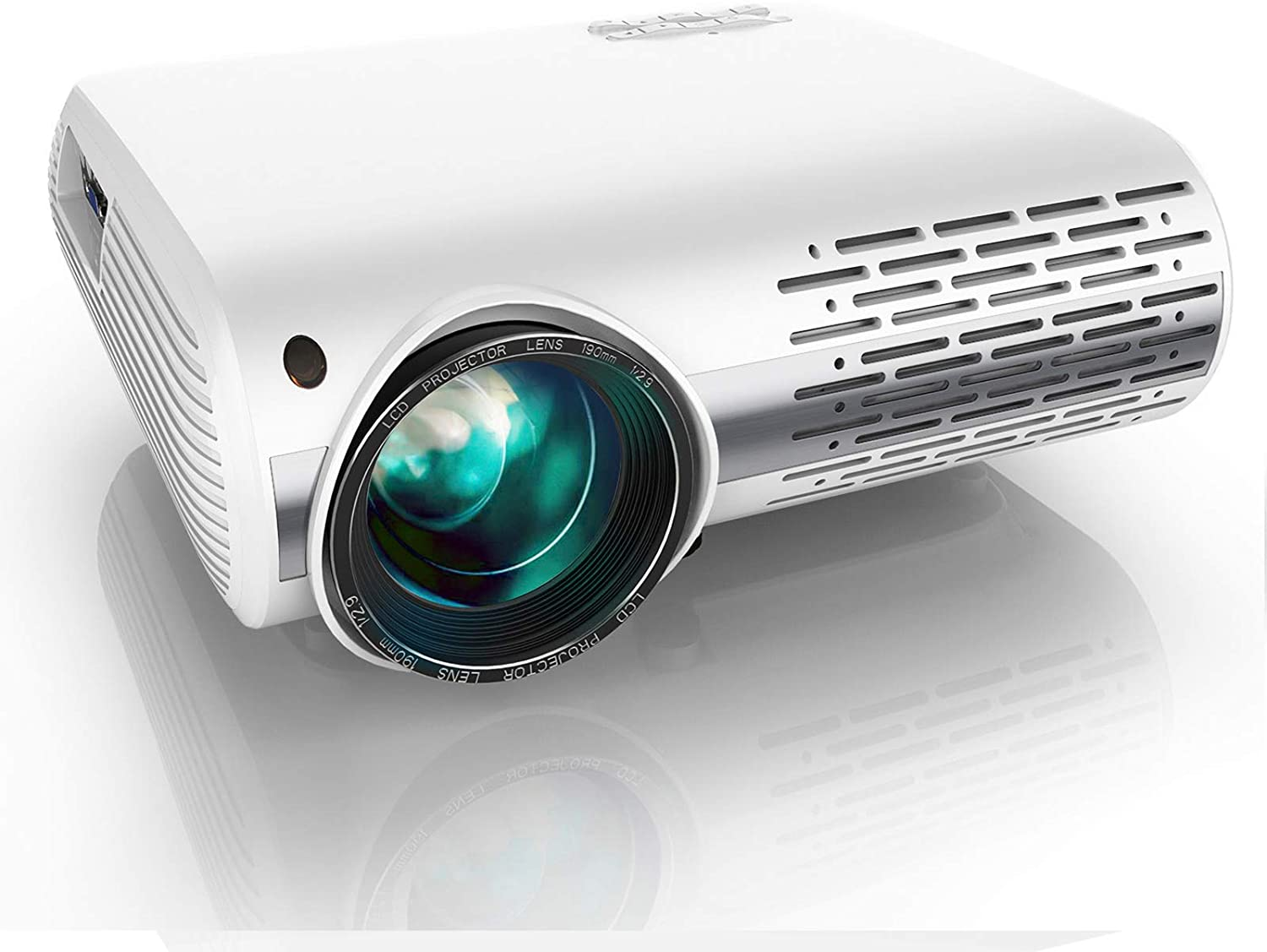YABER Y30 Native 1080P Home Theater Projector