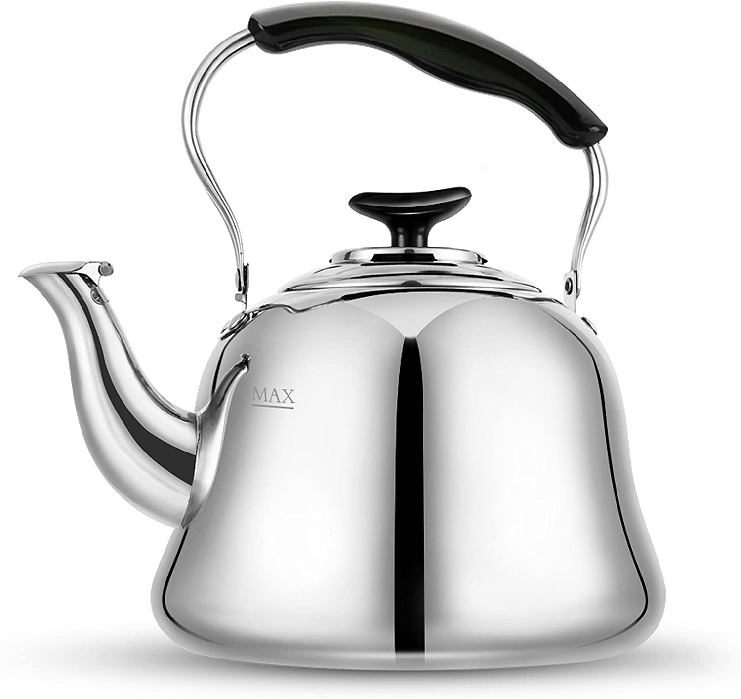 AMFOCUS Stainless Steel Tea Pot Kettle