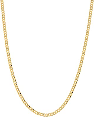 ARGENTO REALE 14K Gold Chain