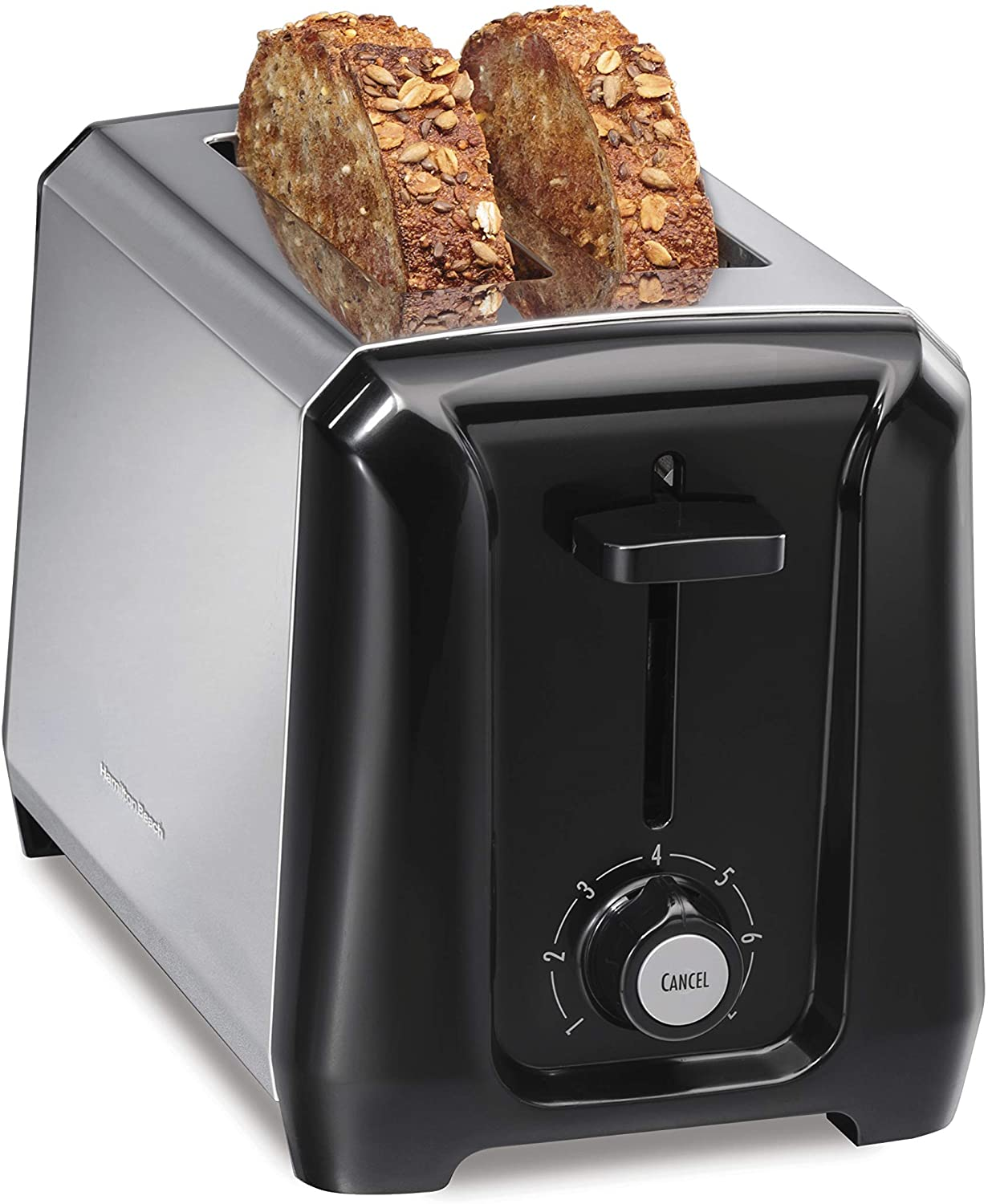 Hamilton Beach 2-Slice Extra-Wide Toaster